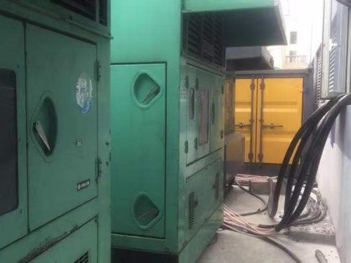 三台800kw在苏州工厂并网发电 - 第1张  | 上海发电机出租_苏州/常州_无锡发电机租赁